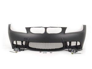 ES#2992460 - 1cM3FTBUMPlci - M3 Style Bumper Conversion - Front - M3 looks without the M3 cost - ECS - BMW