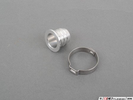 ES#3028162 - TEN3660ITP - ASC Delete Intake Tube Plug - Used to plug the ASC hose port found on the intake boot when ASC throttle body is being deleted - Turner Motorsport - BMW