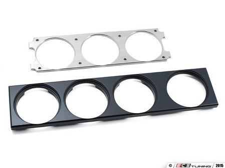 ES#3078100 - 3978072 - VW Mk3 Quad Gauge Panel - Add some style and function you your vehicle with this quad gauge panel - 42 Draft Designs - Volkswagen