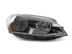 ES#3184203 - 011956241 - Halogen Headlight Assembly - Right - 5GM941006 - OE quality replacement to restore lighting - Hella - Volkswagen