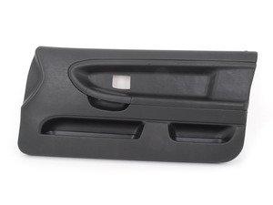 ES#101239 - 51418165416 - Black Door Panel - Right - Complete interior door panel assembly - Genuine BMW - BMW