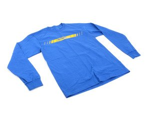 ES#3024962 - 920-2014-4-L - Blue Turner Motorsport Long-sleeve Tee - Large  - (NO LONGER AVAILABLE) - Turner Motorsport - BMW