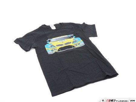 ES#3026780 - G200-BK-1X - TURNER Z4 T-SHIRT - BLACK - XL- XLARGE - Turner Motorsport -