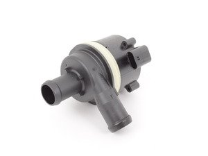ES#1894615 - 059121012B - Additional Water Pump - Connects to the turbo return hose and heater core supply hose - Genuine Volkswagen Audi - Audi Volkswagen