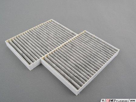 ES#3085057 - 2218300718 - Cabin Air Filter Set - One (1) Set Required Per Vehicle - Mann - Mercedes Benz