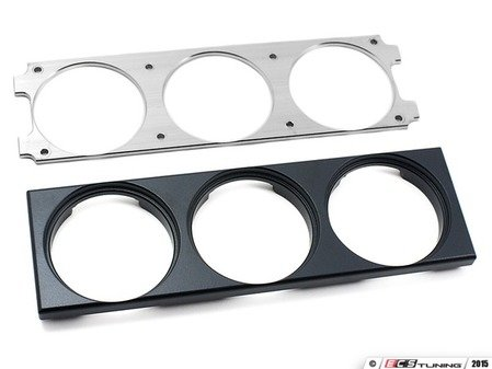 ES#3080211 - 7110829 - VW Mk3 Triple Gauge Panel - Add some style and function you your vehicle with this triple gauge panel - 42 Draft Designs - Volkswagen