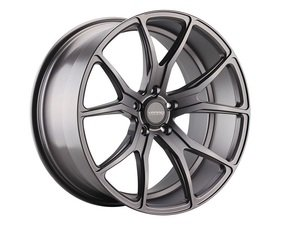 "ES#3085897 - VD01-77kt - 22"" VD01 Style Wheels - Set Of Four - 22""x9"" ET32 66.6CB 5x112 Matte Graphite - Varro Wheels - Audi"