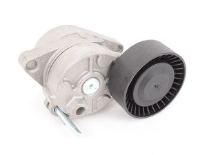 ES#2866914 - 11281427252 - Mechanical Alternator Belt Tensioner Assembly - Tensions the belt connecting the water pump, alternator, and power steering pump. Includes roller. - Febi - BMW