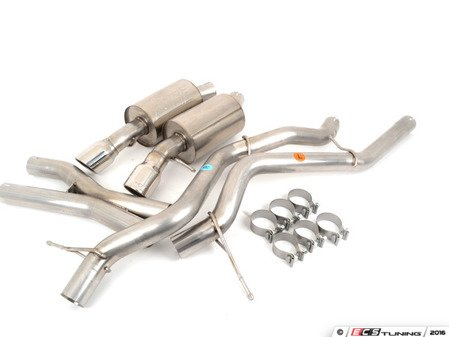 ES#3023517 - 140276 - Borla S-Type Aggressive Sport Exhaust system - Distinctive Borla sound respected by motoring enthusiasts everywhere - Borla - BMW