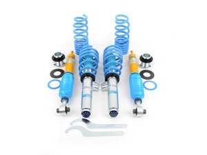 ES#2984107 - 48-207287 - B16 PSS10 Coilover System - Height adjustable suspension system offering adjustable compression and rebound to dial in for competition, comfort, or anywhere in between. World-famous Bilstein quality with a limited lifetime warranty! - Bilstein - BMW