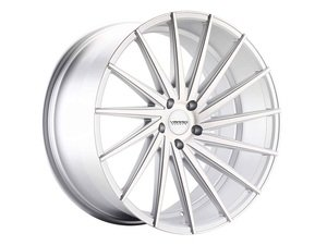 "ES#3086156 - VD15-1kt - 20"" VD15 Style Wheels - Set Of Four - 20""x8.5"" ET32 66.6CB 5x112 Matte Silver Brushed - Varro Wheels - Audi BMW"