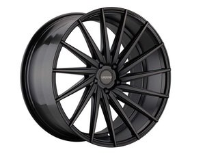 "ES#3086159 - VD15-4kt1 - 20"" VD15 Style Wheels - Set Of Four - 20""x10"" ET35 57.1CB 5x112 Satin Black - Varro Wheels - Audi"