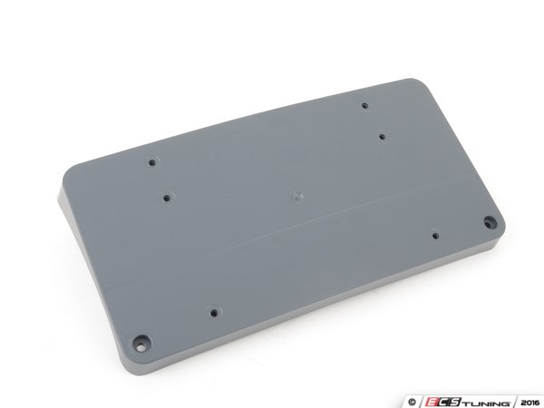 Genuine mercedes benz 21088507819999 front license for Mercedes benz front license plate frame