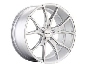 "ES#3086167 - VD01-15kt - 20"" VD01 Style Wheels - Set Of Four - 20""x10"" ET50 71.6CB 5x130 Matte Silver Brushed - Varro Wheels - Audi Volkswagen"
