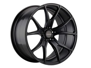 "ES#3086172 - VD01-86kt - 22"" VD01 Style Wheels - Set Of Four - 22""x9.5"" ET50 71.6CB 5x130 Satin Black - Varro Wheels - Audi Volkswagen"