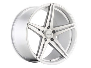 "ES#3086180 - VD03-13kt - 20"" VD03 Style Wheels - Set Of Four - 20""x11"" ET36 71.6CB 5x130 Matte Silver Brushed - Varro Wheels - Audi Volkswagen"