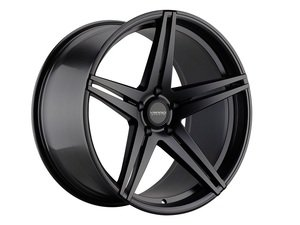 "ES#3086179 - VD03-12kt - 20"" VD03 Style Wheels - Set Of Four - 20""x8.5"" ET45 71.6CB 5x130 Satin Black - Varro Wheels - Audi Volkswagen"