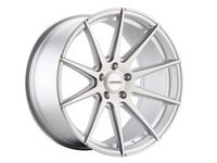 "ES#3086130 - VD10-14kt1 - 19"" VD10 Style Wheels - Set Of Four - 19""x8.5"" ET32 57.1CB 5x112 Matte Silver Brushed - Varro Wheels - Audi Volkswagen"