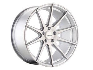 "ES#3086151 - VD10-35kt - 20"" VD10 Style Wheels - Set Of Four - 20""x10"" ET48 66.6CB 5x112 Matte Silver Brushed - Varro Wheels - Audi"