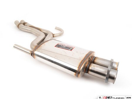 ES#3024718 - 783803 - Supersprint Section 2 Tuned Resonator - A low exhaust note with a free flow design - Supersprint -