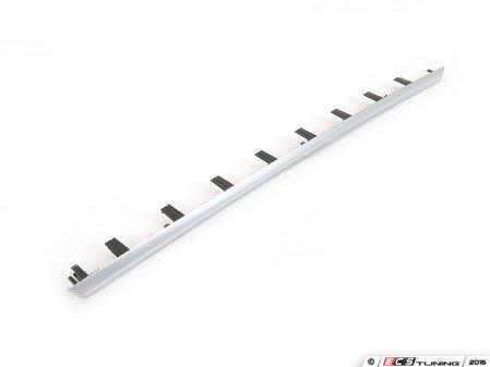 ES#3016213 - 51417393490 - Front Right Door Trim Molding - Priced Each  - Accent Trim For Door Panel - Genuine BMW - BMW