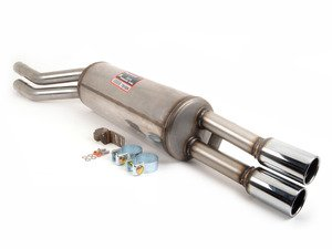 ES#3024712 - 781506 - Supersprint Sport Muffler - Dual 70mm Tips - Supersprint -