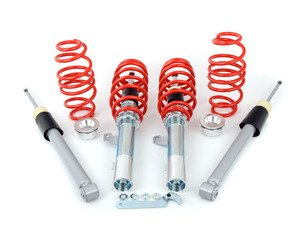 ES#3096372 - 018801ECS01A - Coilovers - Fixed Damping - Set your vehicle low and tight for optimal performance - ECS -