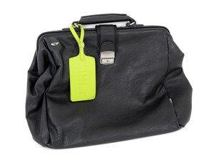 ES#2597079 - 80222296410 - MINI By PUMA Doctors Bag - Black and Green bag in MINI style - Genuine MINI - MINI