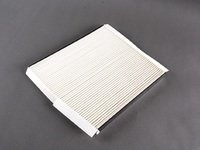 ES#302856 - 1H0819644B - Cabin Filter / Fresh Air Filter - Filter the air coming into your vehicle - Genuine Volkswagen Audi - Audi Volkswagen