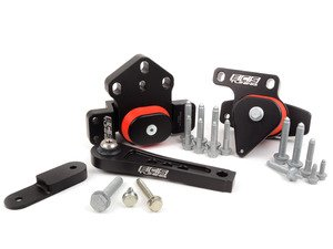 ES#3010353 - 003245ECS0102KT -  ECS Performance Drivetrain Mount Kit - Includes ECS Performance Pendulum Mount, Engine and Trans Mounts & Installation Hardware - ECS - Audi Volkswagen