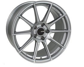 "ES#3089097 - 4998804445gKT - 18"" TS-10 Wheels - Set Of Four - 18""x8"" ET45 5x112 - Storm Gray - Enkei Wheels - Volkswagen"