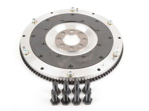 ES#3032486 - 520-100-228 - JB Racing Lightweight Aluminum Flywheel - Reduce drivetrain loss and improve throttle response! Works with your stock clutch! - JB Racing - BMW