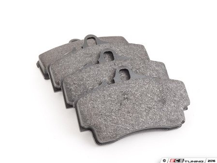 ES#2877814 - 98635293910 - Rear Brake Pad Set - Euroline brake pads - Bosch - Porsche
