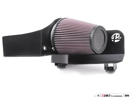 ES#3078060 - 3916822 - High-Flow Intake System - Great sound - increased power - 42 Draft Designs - Volkswagen