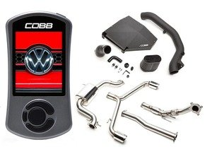 ES#3096275 - 6V1X02 - COBB Stage 2 Power Package - Unleash the most out of your GTI with this Stage 2 power pack from COBB! - CobbTuning - Volkswagen
