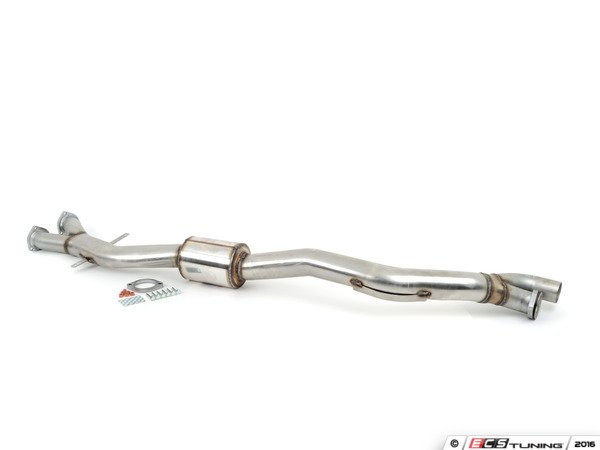 ES#3024758 - 787503 - Supersprint Section 2 Resonator - A low exhaust note with a free flow design - Supersprint - BMW