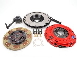ES#3098730 - kmk7fsstzKT - Stage 3 Endurance Clutch Kit - With Steel Flywheel - Designed for dedicated track cars. Conservatively rated at 580ft/lbs. - South Bend Clutch - Volkswagen