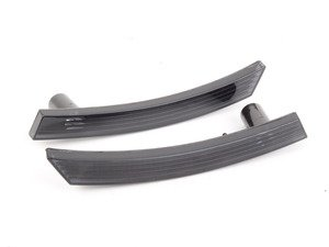 ES#3046083 - HMINI01RSL-S - Smoked Rear Side Marker Lights - Pair - Tinted dark gray version of the rear red marker lights - Helix - MINI