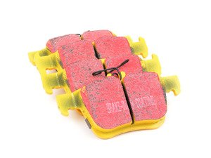 ES#3063739 - DP42153R - Rear YellowStuff Performance Brake Pad Set - Race quailty pad that can be used at the track and street - EBC - Audi Volkswagen