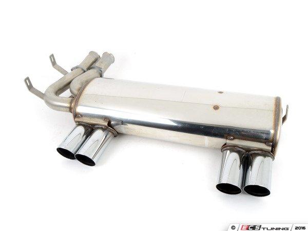ES#3033326 - 043926 - Supersprint Performance Muffler (Gen 2) - A refined sound with better flow - Supersprint - BMW