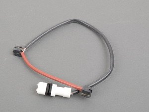 ES#2777538 - 96461236502 - Rear Brake Pad Sensor - Priced Each - This sensor must be replaced when your replace your brake pads - Two required - Genuine Porsche - Porsche