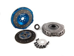 ES#2580420 - B1AOEKT - Lightweight Flywheel With M5 Clutch Kit  - Ultimate throttle response and faster acceleration at your command! - UUC - BMW