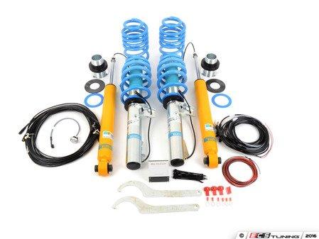 ES#3411935 - 49-261073 - Bilstein B16 Ride Control Coilover Kit - Electronic dampening adjustable coilover system - Bilstein - Audi Volkswagen