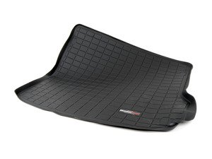 ES#2837368 - 40401 - Rear Trunk Liner - Black - The best protection for your trunk in any situation - WeatherTech - Audi