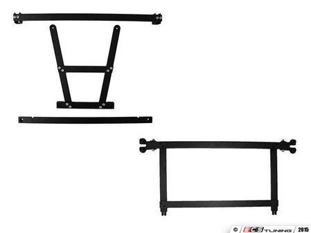 ES#3088964 - 56-5M7551 - M7 Stage II Suspension Bundle - Exclusive Under Strut System AND the M7 Rear Chassis Brace for the R56 MINI Cooper - M7 Speed - MINI