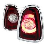 ES#3021589 - LTMINI11RLEDTM - F56 Style LED Tail Light Red - Pair LT-MINI11RLED-TM