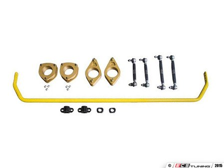"ES#3088981 - 60-555219 - M7 R60 r61 2"" Lifted Suspension 