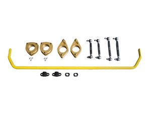 "ES#3088982 - 60-555222 - M7 R60 R61 2"" Lifted Suspension - Stage 2 Kit - In this Stage 2 Lift Bundle we have packaged our solid billet aluminium 2"" (50mm) lift kit with a set of the MAXX-G adjustable front sway bar links, a MAXX-G 22mm Rear Sway Bar and a set of MAXX-G adjustable rear sway bar links. - M7 Speed - MINI"
