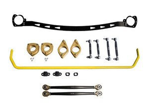 "ES#3088985 - 60-555322 - M7 R60 R61 2"" Lifted Suspension - Stage 3 Kit - In this Ultimate Stage 3 Lift Bundle we have packaged our solid billet alluminium 2"" (50mm) lift kit with a compliment of matching suspension components to build your Countryman-Paceman into the Ultimate Off-Road MINI. 100% bolt-on components. 22mm rear - M7 Speed - MINI"