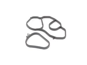 ES#3075777 - 11428643758 - Gasket Set  - Located between the oil filter housing and the engine - Ajusa - MINI